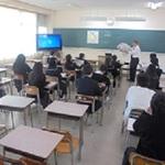 新聞記者の仕事学ぶ 本紙アドバイザーが授業 神戸・須磨東高