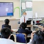 「新聞」を学ぶ3日間 神戸大付属小5年生